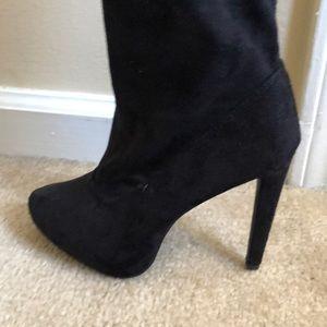 Fab ShoesJust High Justfab Thigh Boots Poshmark 5A4RjL
